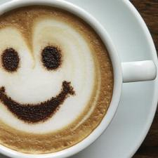 coffee with smile face taken from 13 abc