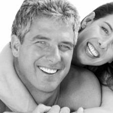 Couple listens for importance of hearing health for whole body health