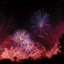 Fireworks for fourth can create hearing loss.