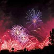 Take care during fireworks shows to conserve hearing this summer.